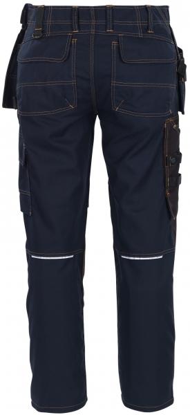 MASCOT-Workwear, Arbeits-Berufs-Bund-Hose, Almada, 90 cm, 310 g/m², schwarzblau