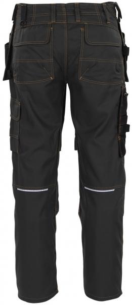 MASCOT-Workwear, Arbeits-Berufs-Bund-Hose, Almada, 82 cm, 310 g/m², dunkelanthrazit