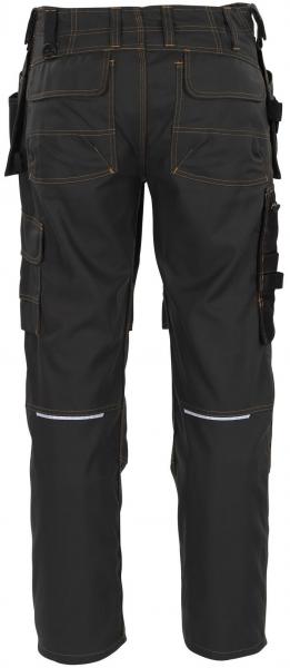 MASCOT-Workwear, Arbeits-Berufs-Bund-Hose, Almada, 90 cm, 310 g/m², dunkelanthrazit
