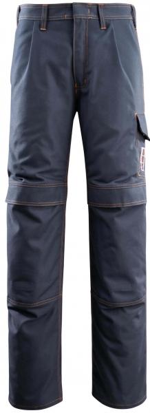 MASCOT-Workwear, Arbeits-Berufs-Bund-Hose, Bex,  82 cm, 320 g/m², schwarzblau