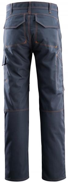 MASCOT-Workwear, Arbeits-Berufs-Bund-Hose, Bex,  90 cm, 320 g/m², schwarzblau