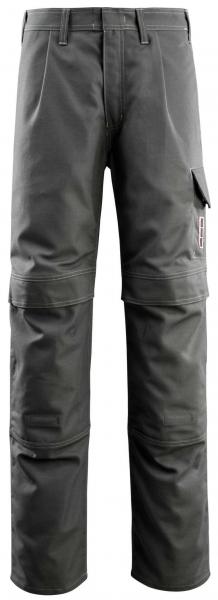 MASCOT-Workwear, Arbeits-Berufs-Bund-Hose, Bex,  82 cm, 320 g/m², dunkelanthrazit