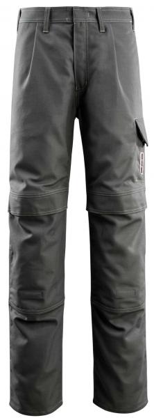 MASCOT-Workwear, Arbeits-Berufs-Bund-Hose, Bex,  90 cm, 320 g/m², dunkelanthrazit