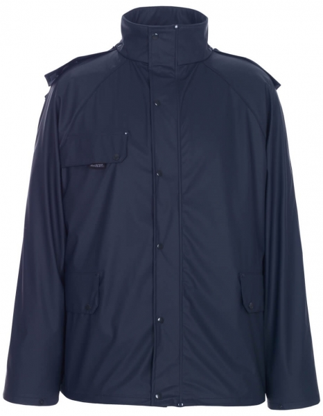 MASCOT-Rainwear, Regenjacke, Waterford, , 210 g/m², marine
