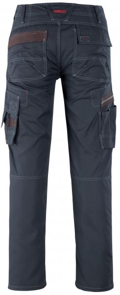 MASCOT-Workwear, Arbeits-Berufs-Bund-Hose, Rhodos, 82 cm, 260 g/m², schwarzblau