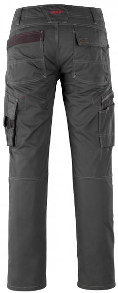 MASCOT-Workwear, Arbeits-Berufs-Bund-Hose, Rhodos, 82 cm, 260 g/m², dunkelanthrazit