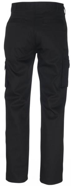 MASCOT-Workwear, Arbeits-Berufs-Bund-Hose, Pasadena, 90 cm, 245 g/m², schwarz