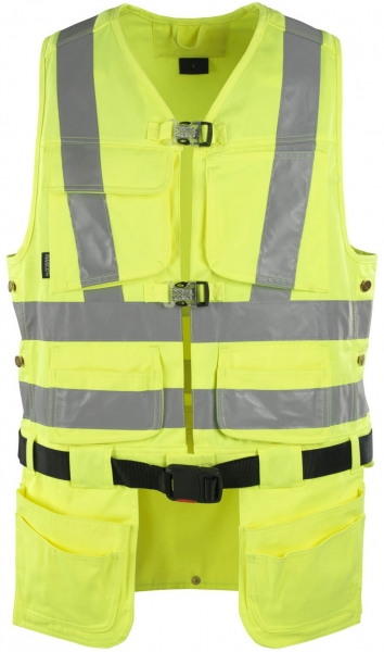 MASCOT-Workwear, Warnschutz-Weste, Yorkton, 310 g/m², gelb