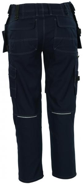 MASCOT-Workwear, Arbeits-Berufs-Bund-Hose, Ronda, 82 cm, 310 g/m², marine