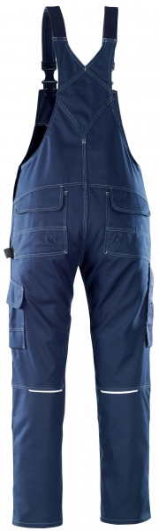MASCOT-Workwear, Arbeits-Berufs-Latz-Hose, Orense, 82 cm, 310 g/m², marine