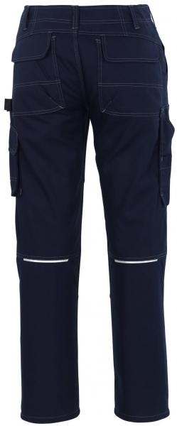 MASCOT-Workwear, Arbeits-Berufs-Bund-Hose, Totana, 82 cm, 260 g/m², marine