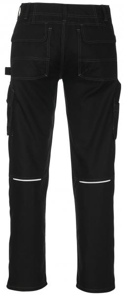 MASCOT-Workwear, Arbeits-Berufs-Bund-Hose, Totana, 82 cm, 260 g/m², schwarz