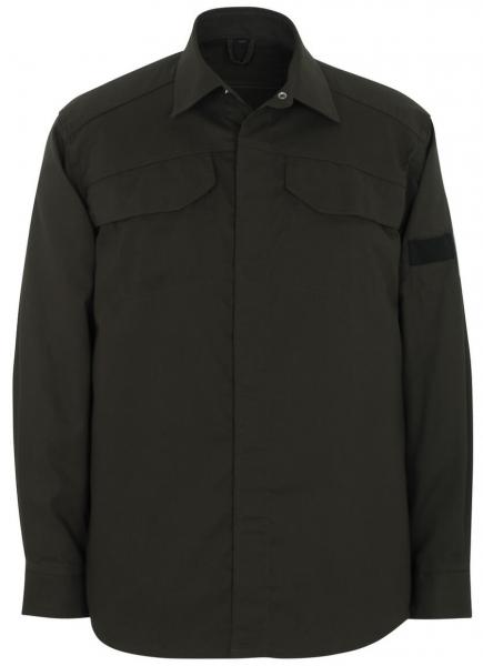 MASCOT-Workwear-Arbeits-Berufs-Hemd, TERNITZ, 1/1-Arm, ca. 170 g/m², dunkelanthrazit