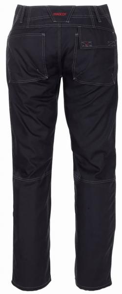 MASCOT-Workwear, Arbeits-Berufs-Bund-Hose, Thasos, 82 cm, 260 g/m², schwarz