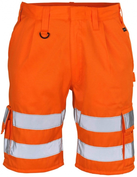 MASCOT-Workwear-Warn-Schutz-Shorts, PISA, MG290, orange