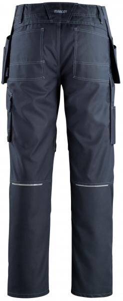 MASCOT-Workwear, Arbeits-Berufs-Bund-Hose, Springfield, 90 cm, 260 g/m², schwarzblau