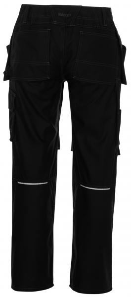 MASCOT-Workwear, Arbeits-Berufs-Bund-Hose, Springfield, 82 cm, 260 g/m², schwarz