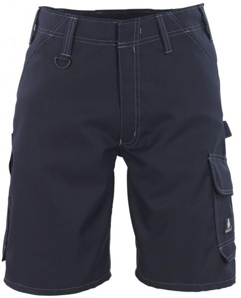 MASCOT-Workwear-Arbeits-Berufs-Shorts, CHARLESTON, 260 g/m², schwarzblau