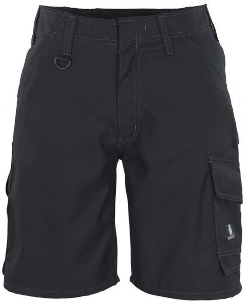 MASCOT-Workwear-Arbeits-Berufs-Shorts, CHARLESTON, 260 g/m², schwarz
