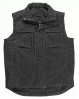 MASCOT-Workwear, Arbeits-Berufs-Weste, Knoxville, 260 g/m², dunkelanthrazit