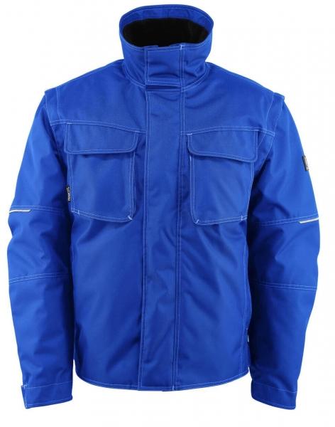 MASCOT-Workwear-Piloten-Winter-Arbeits-Berufs-Jacke, MACON, 270 g/m², kornblau