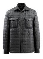 MASCOT-Workwear-Arbeits-Berufs-Hemd, 1/1-Arm, FRAGA, ca. 70 g/m², schwarz