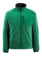 MASCOT-Workwear-Winter-Fleece-Arbeits-Berufs-Jacke, MARBURG, grün/schwarz