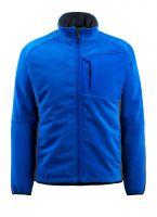 MASCOT-Workwear-Winter-Fleece-Arbeits-Berufs-Jacke, MARBURG, kornblau/schwarzblau