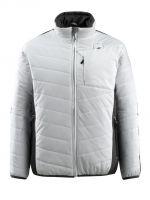 MASCOT-Workwear-Thermo-Arbeits-Berufs-Jacke, ERDING, weiß/anthrazit
