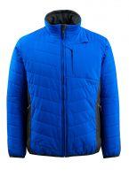 MASCOT-Workwear-Thermo-Arbeits-Berufs-Jacke, ERDING, kornblau/schwarzblau