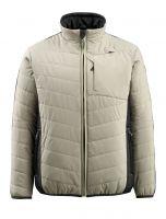 MASCOT-Workwear-Thermo-Arbeits-Berufs-Jacke, ERDING, khaki/schwarz