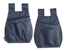 MASCOT-Workwear-Hängetaschen, Bendigo, COMPLETE, 210 g/m², schwarzblau