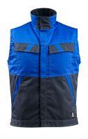 MASCOT-Workwear-Arbeits-Berufs-Weste, KILMORE, 245g/m², kornblau/schwarzblau
