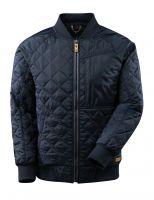 MASCOT-Workwear-Thermo-Arbeits-Berufs-Jacke, FREESTYLE, 260 g/m, schwarzblau
