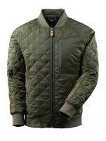 MASCOT-Workwear-Thermo-Arbeits-Berufs-Jacke, FREESTYLE, 260 g/m, moosgrün
