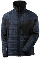 MASCOT-Workwear-Thermo-Arbeits-Berufs-Jacke, ADVANCED, mit CLIMASCOT®, 240 g/m², schwarzblau/schwarz