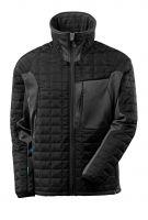 MASCOT-Workwear-Thermo-Arbeits-Berufs-Jacke, ADVANCED, mit CLIMASCOT®, 240 g/m², schwarz/dunkelanthrazit