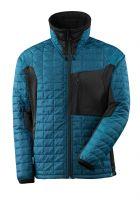 MASCOT-Workwear-Thermo-Arbeits-Berufs-Jacke, ADVANCED, mit CLIMASCOT®, 240 g/m², dunkelpetroleum/schwarz