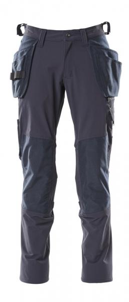 MASCOT-Arbeitshose, ACCELERATE, 82 cm, 250 g/m², schwarzblau