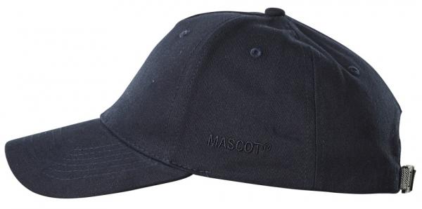 MASCOT-Cap,  180 g/m², schwarzblau