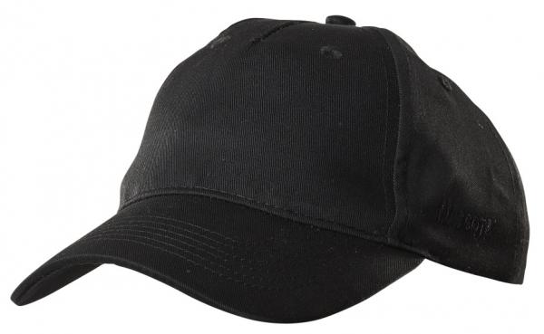 MASCOT-Cap,  180 g/m², schwarz