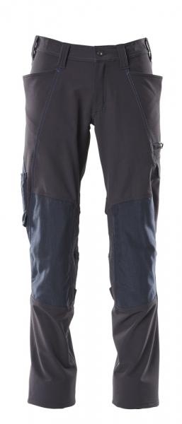 MASCOT-Arbeitshose, ACCELERATE, 76 cm, 260 g/m², schwarzblau
