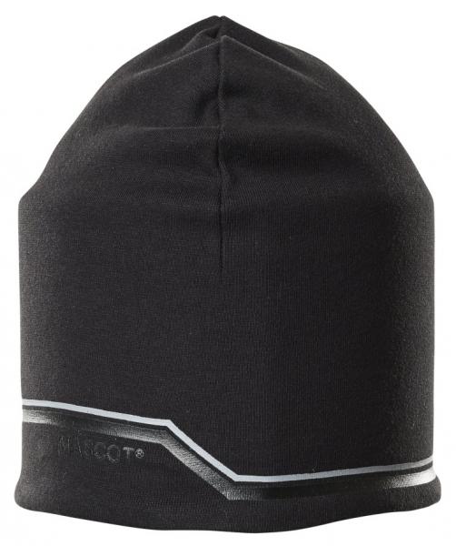 MASCOT-Strickmütze, COMPLETE, 260 g/m², schwarz