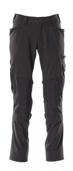 MASCOT-Arbeitshose, ACCELERATE, 76 cm, 260 g/m², schwarz