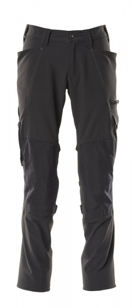 MASCOT-Arbeitshose, ACCELERATE, 82 cm, 260 g/m², schwarz