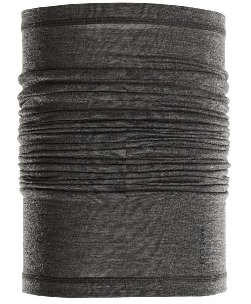 MASCOT-Halswärmer,  210 g/m², dunkelanthrazit-meliert