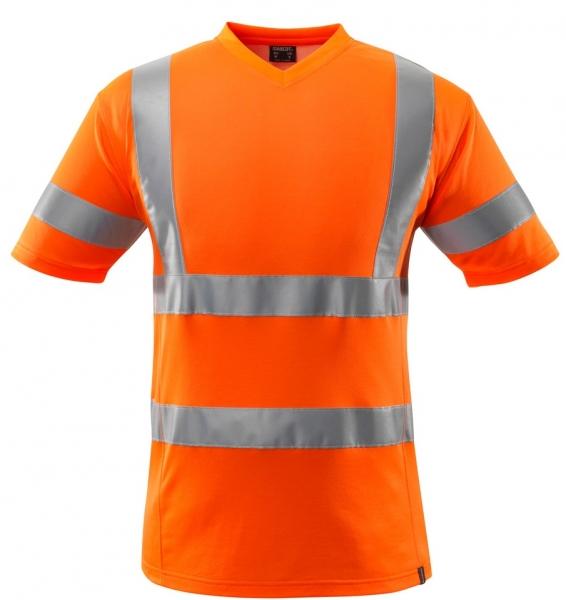 MASCOT-Warnschutz-T-Shirt, 140 g/m², warnorange