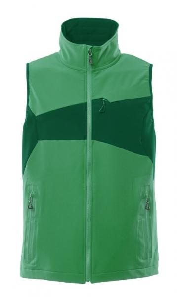 MASCOT-Arbeitsweste, 260 g/m², grasgrün/grün