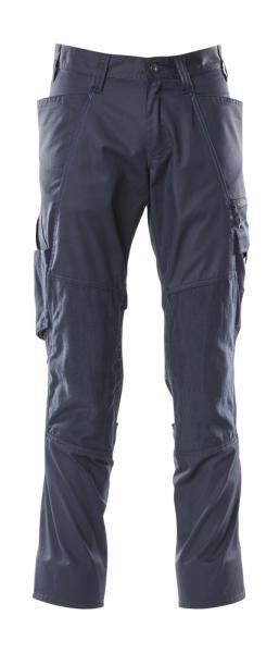 MASCOT-Arbeitshose, ACCELERATE, 76 cm, 205 g/m², schwarzblau
