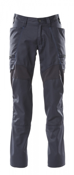 MASCOT-Arbeitshose, ACCELERATE, 76 cm, 270 g/m², schwarzblau